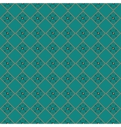 Abstract geometric ethnic seamless ornament vector image