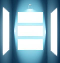 Display wall vector