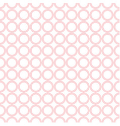 Popular abstract pink love european gorgeous oval vector