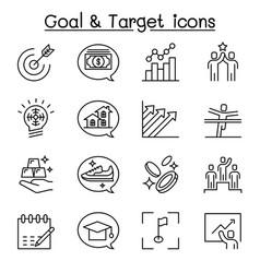 Target purpose aim self improvement development vector