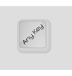 any key vector image