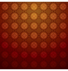 Luxurious vintage seamless pattern vector image