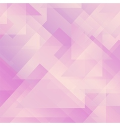 Abstract Pink Pattern vector image
