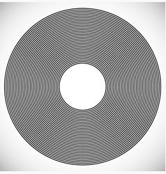 concentric circle elements backgrounds abstract vector image