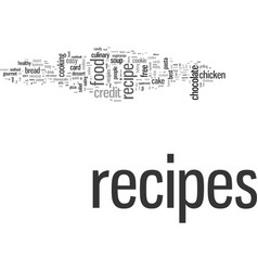 Give and take recipe for success in marriage vector