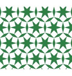 Seamless islamic ornament - girih pattern vector image vector image