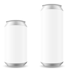 can of beer 05 vector image
