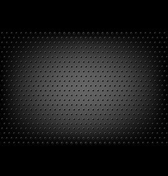 perforated metal grid vector image vector image