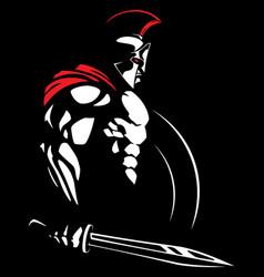 spartan 2 vector image