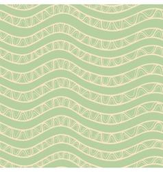 Stylized spiral stripes vector image