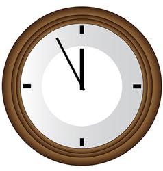 Wall clock vector