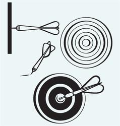 Dart on target vector