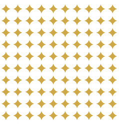 popular abstract gold european gorgeous oval vector image