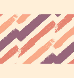 seamless paintbrush pattern vector image