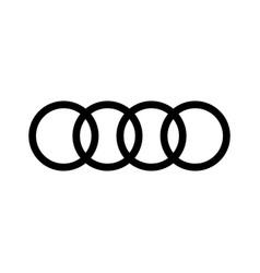 Audi symbol vector