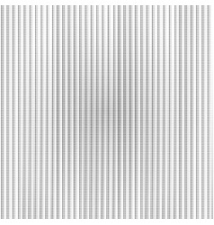 black halftone stripped vertical background vector image