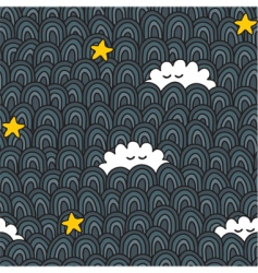 night vector image vector image