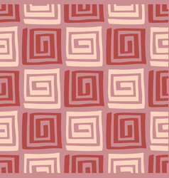 Seamless ethic pattern vector