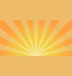 sun burst background sun rays background retro vector image