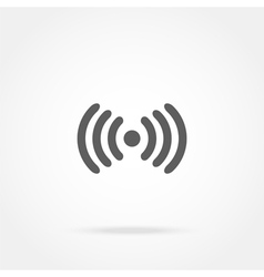 icons Wi fi vector image vector image