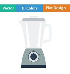 Kitchen blender icon vector image