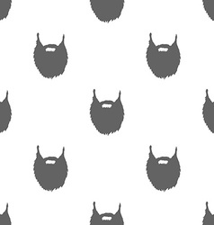 Bears Seamless Pattern Background vector