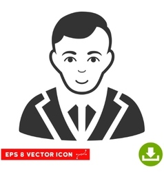 Noble EPS Icon vector image