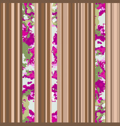 seamless vertical lines pattern abstract vector image