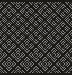 tile grey and black pattern for seamless decoratio vector image