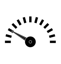 industrial scale black and white vector image
