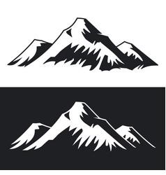Mountains 001 vector