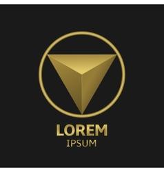 Pyramid Logo vector