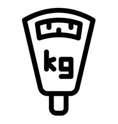Miscellaneous icon black and white vector