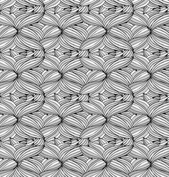 Plant Patterned Wallpaper vector