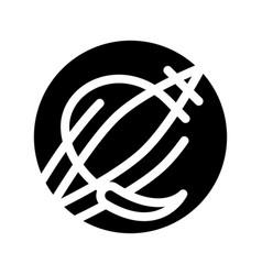 Tears during childbirth trauma icon glyph vector