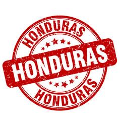 Honduras stamp vector
