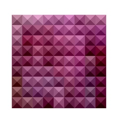 Byzantium Purple Abstract Low Polygon Background vector