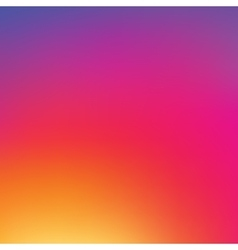 colorful background in new social style vector image