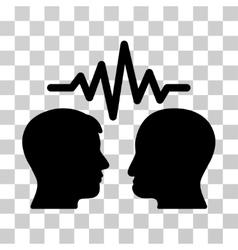 User Dialog Signal Icon vector