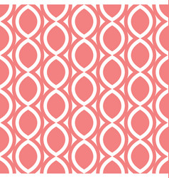 abstract fabric print seamless pattern vector image vector image