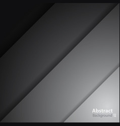 gray background overlay multi paper vector image