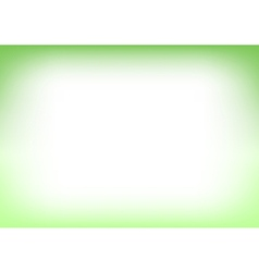 Green Flash Copyspace Background vector image