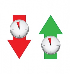 watch vector image