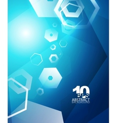 Hi-tech abstract background vector