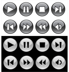 Buttons for player vector
