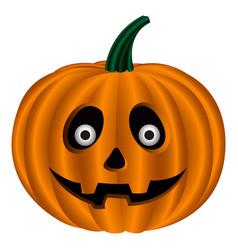 Isolated pumpkin icon vector