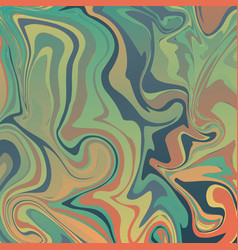 marbling texture design for poster brochure vector image