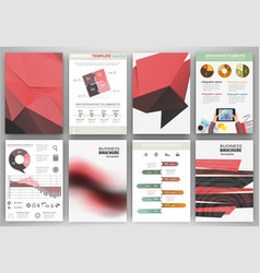 pink and brown backgrounds and abstract concept vector image