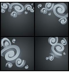 Spiral vector