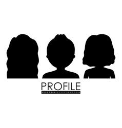User profile icon image vector